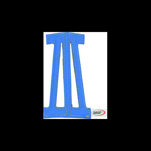 Neet NASP Ventilated Armguard Blue