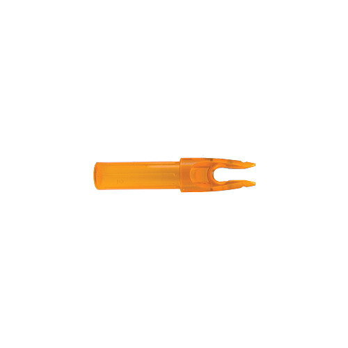 Launch Pad Precision Nock .244 Clear Orange