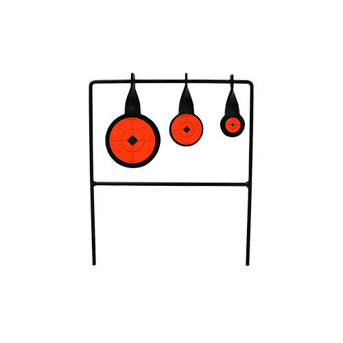 BC .22 Qualifier Spinner Target