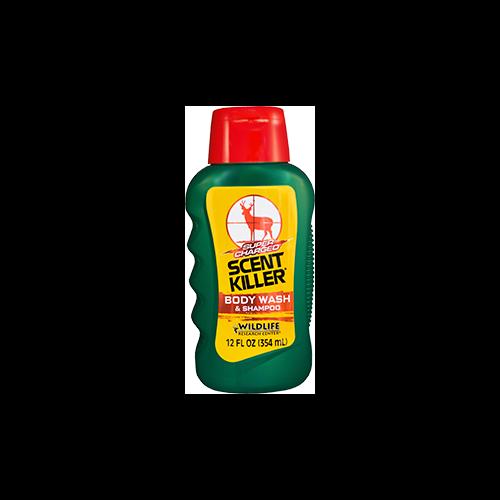 Wildlife Research Scent Killer Body Wash & Shampoo 12 oz.