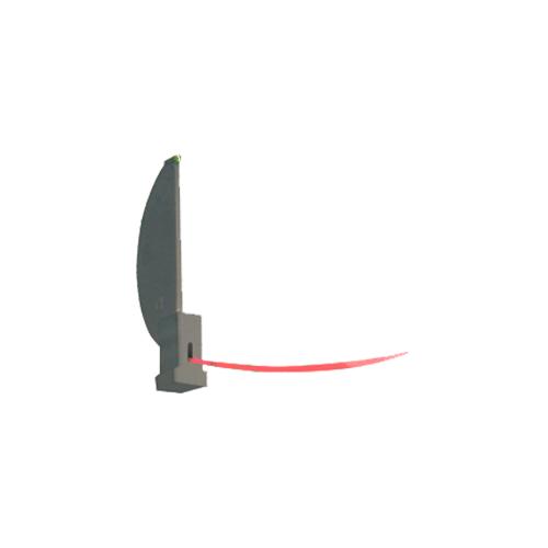 Extreme M10 S/S Orange Pin