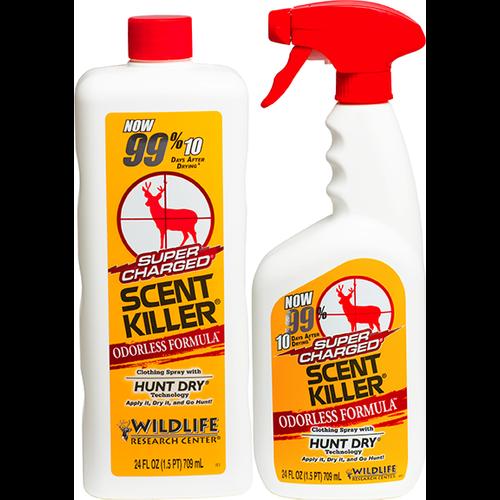 Scent Killer Quart  Combo