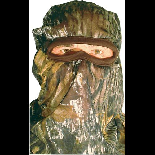 Quaker Boy Bandit Elite Headnet Mossy Oak Breakup