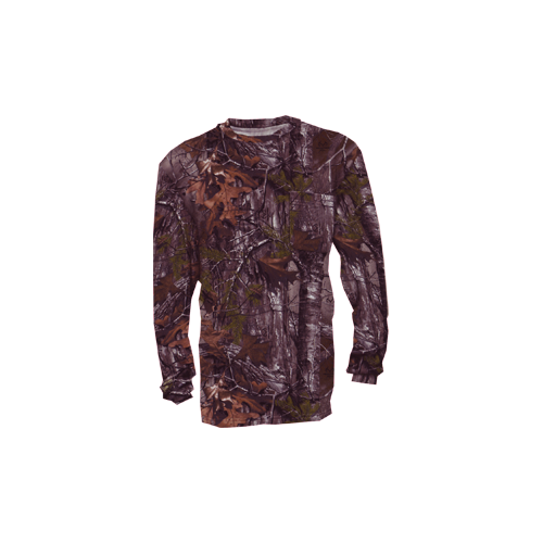 Long Sleeve Tshirt Realtree Xtra Camo Large