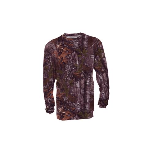 Long Sleeve Tshirt Realtree Xtra Camo 2X