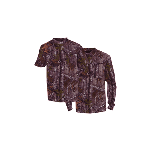 Youth Short Sleeve Tshirt Realtree Xtra Camo Large