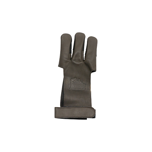 October Mountain Shooters Glove Brown X-Small