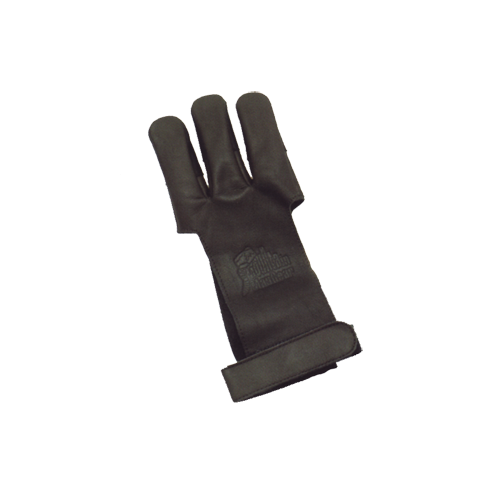 OMP Traditional Shooters Glove Brown Small
