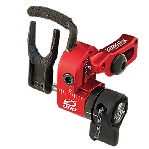 Ultra Rest HDX Right Hand Red