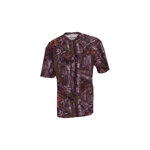 Short Sleeve Tshirt Realtree Xtra Camo 2X