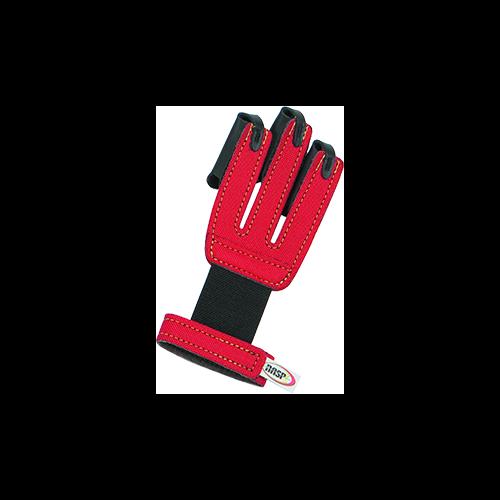 Neet NASP Youth Regular Glove Red