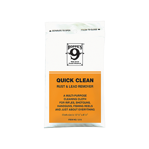Hoppes No.9 Rust & Lead Remover Quick Clean