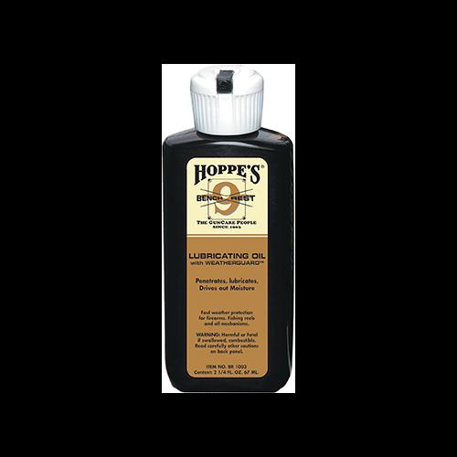 Hoppes No.9 Bench Rest Oil 2.25oz Bottle