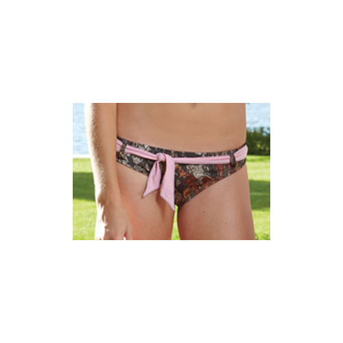 Bikini Bottom Breakup w/Pink Belt Medium