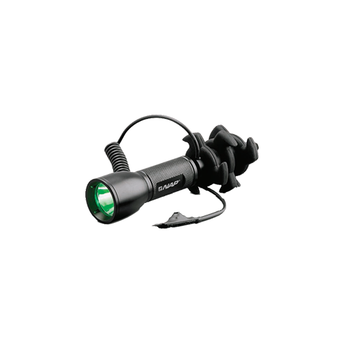 * NAP Apache Predator Hog Flashlight Green LED