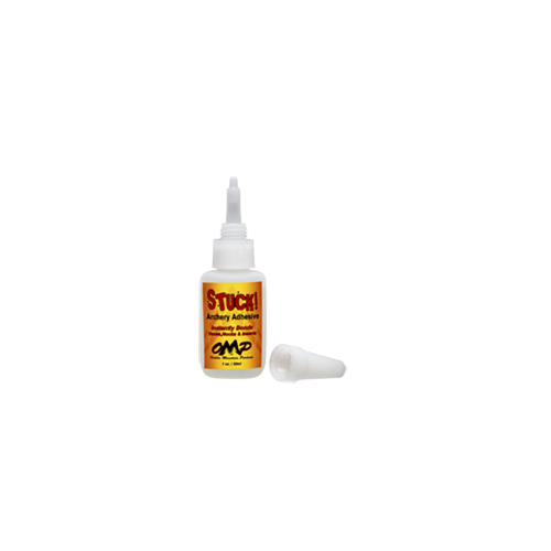 OMP STUCK Archery Adhesive 1oz