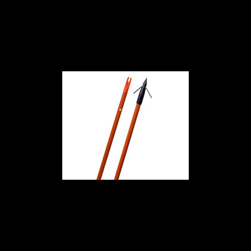 Fin Finder Raider Arrow Orange w/Typhoon Point