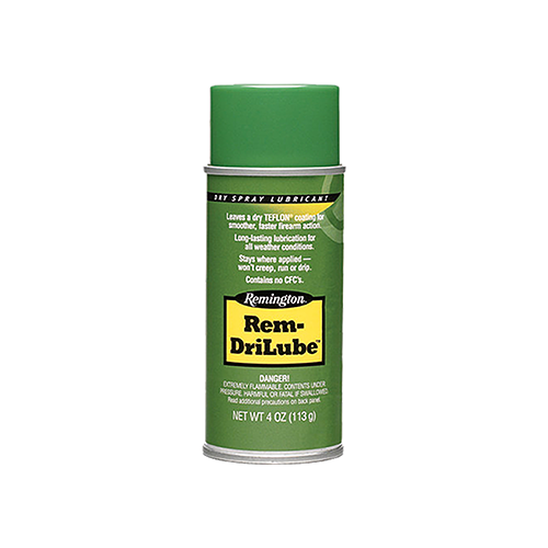 * Remington Rec-DriLube 4 oz. Aerosol