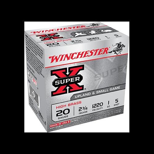 * Winchester Super-X 20 2 3 4 5