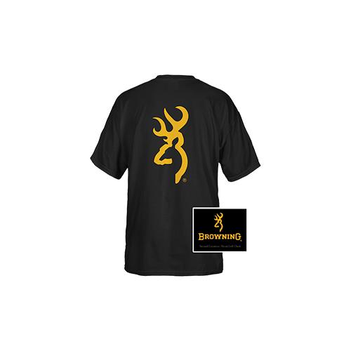 Browning Tshirt Black 2X