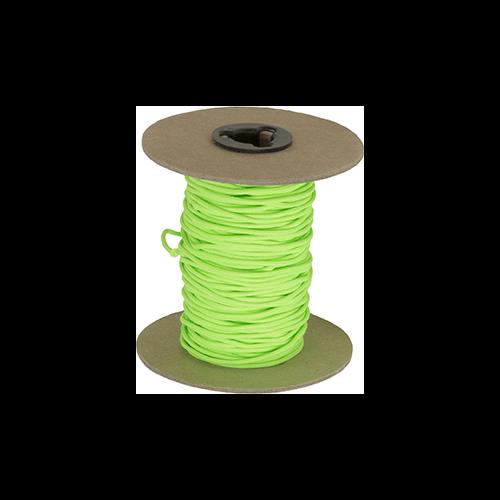 OMP Release Loop Flourescent Green 100 ft.