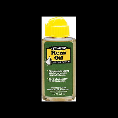 * Remington Rem Oil 1 oz. Bottle