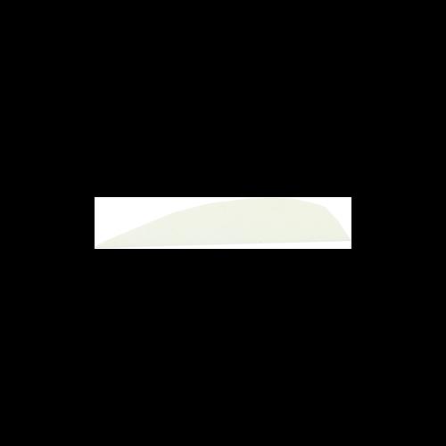 """Q2I DV-II 4"""" White Vanes"""