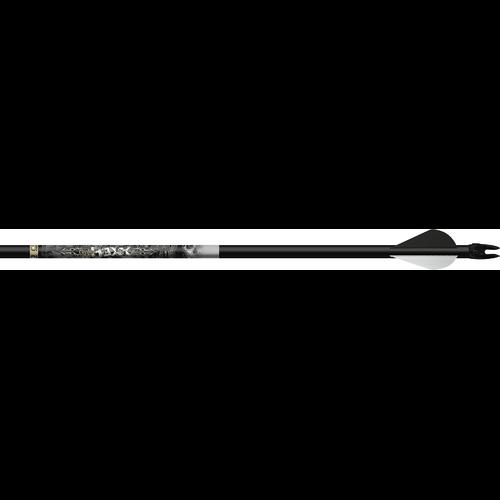 "Hexx FOC 330 6mm Arrows w/2"" Blazer Vanes"
