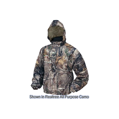 Pro Action Rain Jacket Realtree Xtra Camo 2X