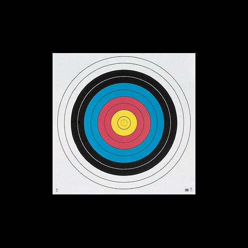 Maple Leaf FITA Target 10-Ring 40cm 100 pk.
