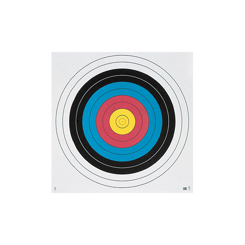 Maple Leaf FITA Target 10-Ring 80cm 25 pk.