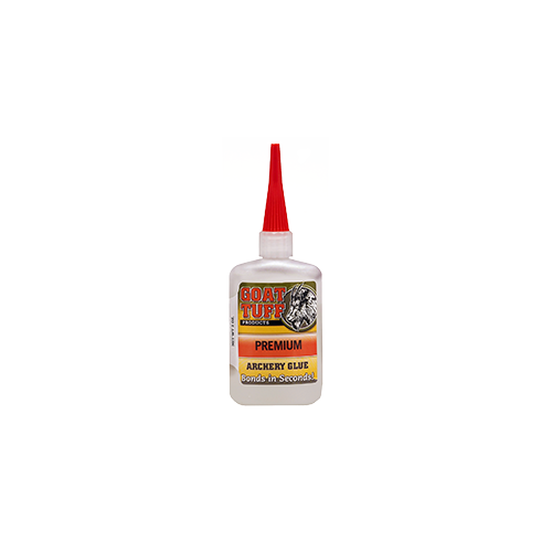 * Goat Tuff Glue 1oz Bottle