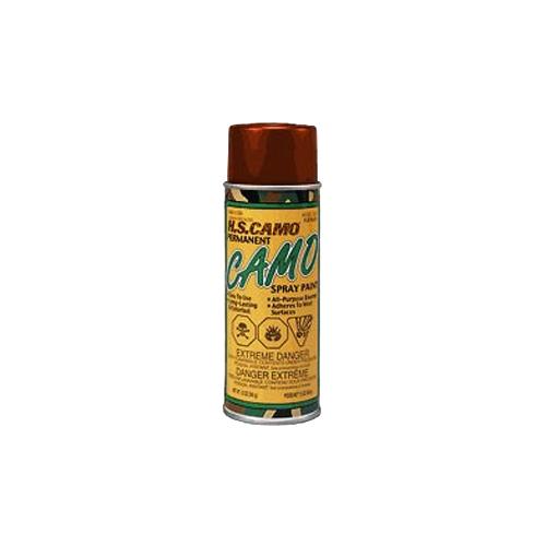 *12oz Mud Brown Camo Spray Paint