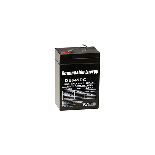 American Hunter 6V Battery Recharegeable F-Tab