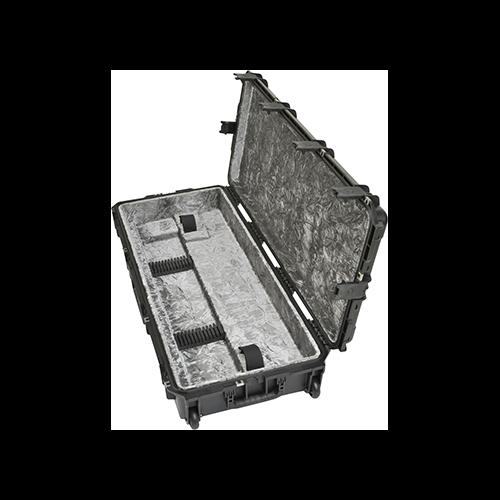 SKB iSeries Bow Case Platinum Interior Black Large