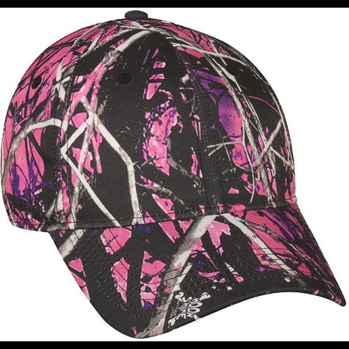 Outdoor Cap Ladies Mid Profile Hat Muddy Girl