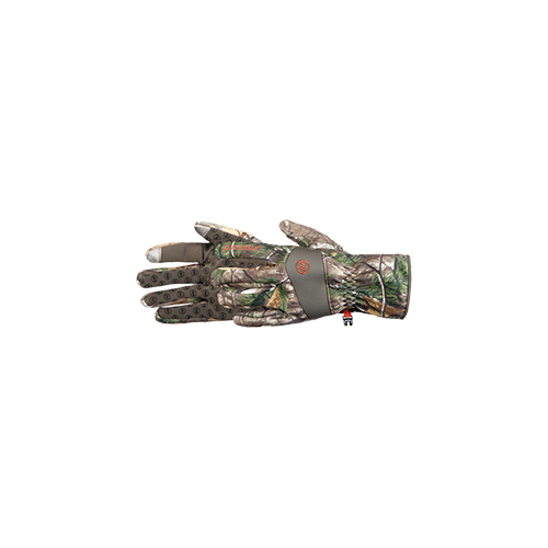 Whitetail ST Bow Touch Tip Glove Realtree Xtra XL