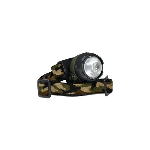 Cyclops Ranger LED Camo Head Lamp
