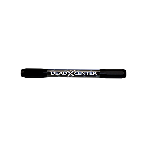 Dead Center Dead Steady Stabilizer Black/Black 12 in.