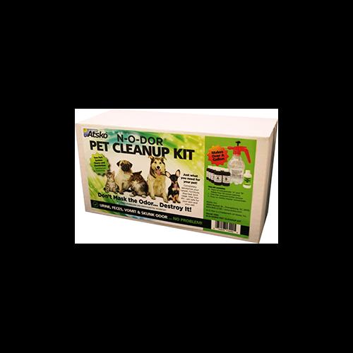 Atsko N-O-Dor Pet Cleanup Kit