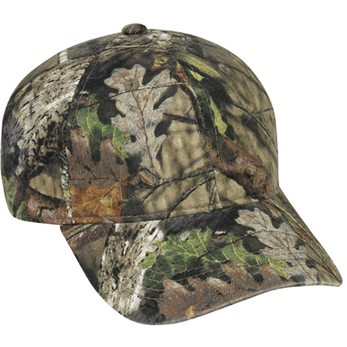 Outdoor Cap Garment Washed Hat Mossy Oak Country One Size