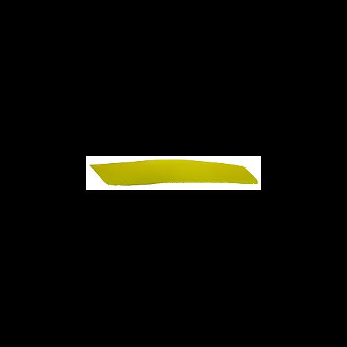 Trueflight Yellow Full Length RW Feathers