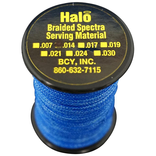 BCY Halo Serving Royal Blue .014 120 yds.
