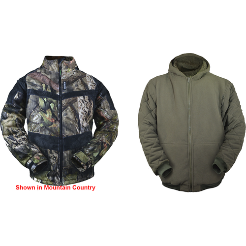 3 Seasons System Jacket Realtree Edge Camo Xlarge