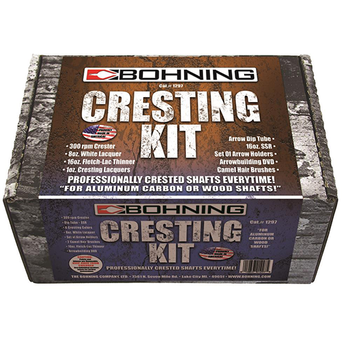 * Bohning Arrow Cresting Kit
