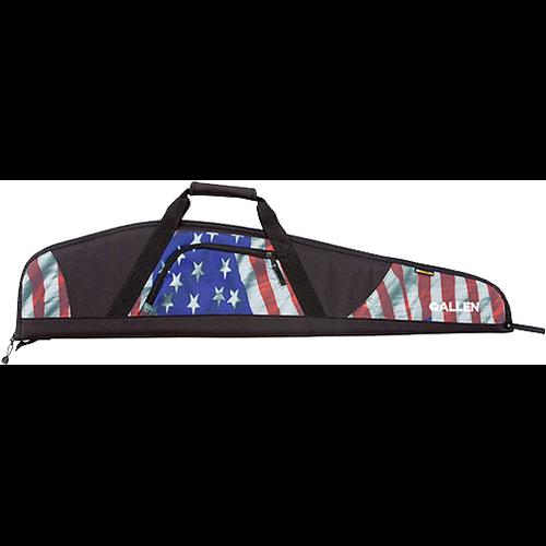 """Allen Victory 52"""" Shotgun Case Custom Flag Pattern"""