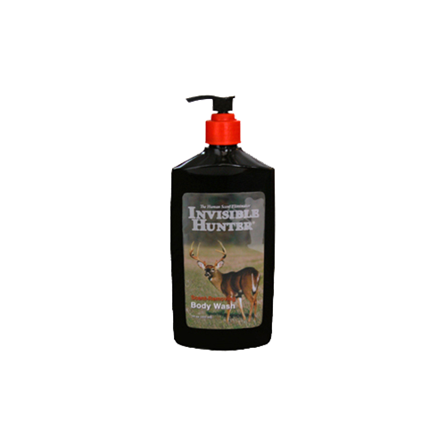 Invisible Hunter Body Wash 16oz (Unscented)