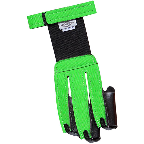 Neet FG-2N Shooting Glove Neon Green Medium