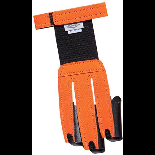Neet FG-2N Shooting Glove Neon Orange Medium