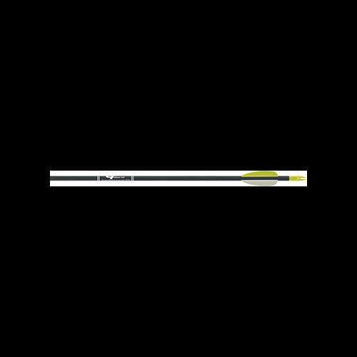 Gold Tip Fiberglass Arrows Black 6 pk.